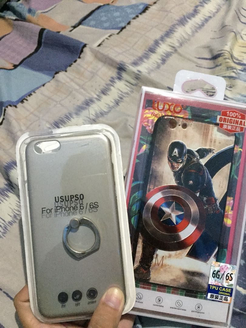 GROSIR SOFTCASE SUPERHERO IPHONE 6 PLUS MOTIF CAPTAIN AMERICA. Source · Case Iphone 6,