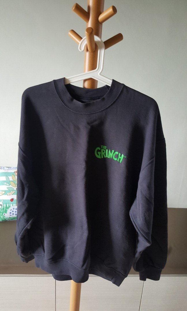 The Grinch Sweater Women S Fashion Clothes Tops On Carousell