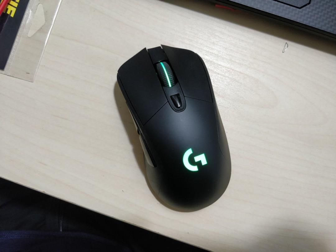 d5715e21c4f USED] Logitech G703 Wireless Mouse, Electronics, Computer Parts ...