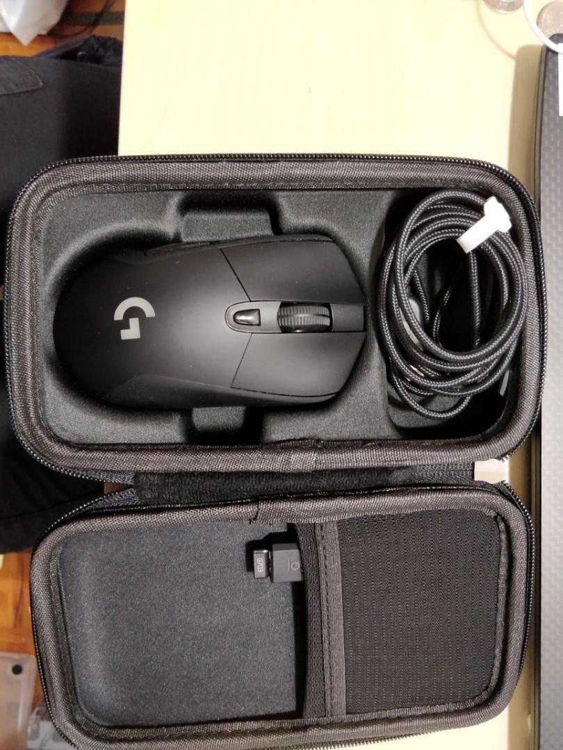 USED] Logitech G703 Wireless Mouse, Electronics, Computer