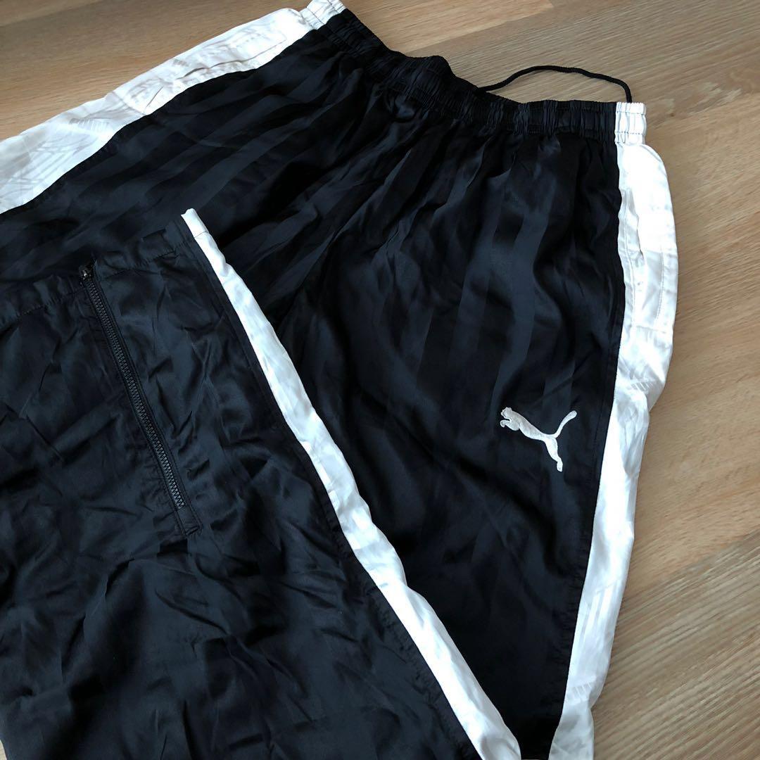 d5caee8759 Vintage Puma Sidetape Track Pants Size M, Men's Fashion, Clothes ...