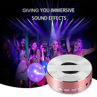 #XMAS50 Wireless Stereo Mini Bluetooth Portable Speaker