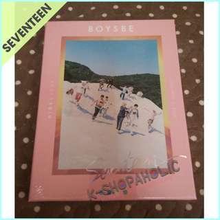 Seventeen - 2nd Mini Album ' BOYS BE ' ( HIDE version )