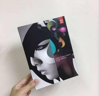 Adobe Creative Suite 6 Design Standard