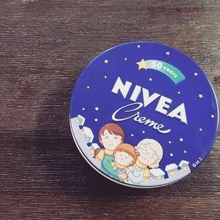 Nivea Creme 50 週年小丸子星空限定版乳霜