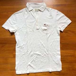 Ralph Lauren 'Cream' Polo Tee