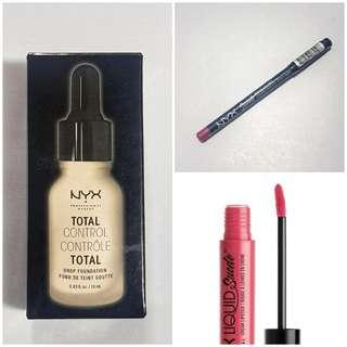 Nyx Makeup Starter Kit