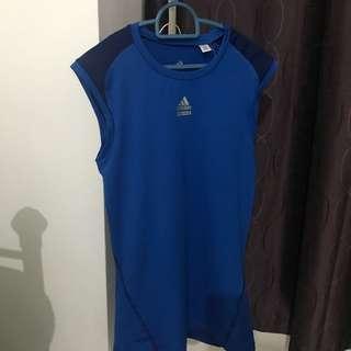 Adidas Tech Fit (Blue)