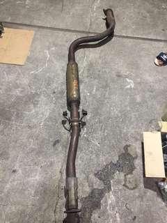 Dc2 Type R B-Pipe 2.3 inci