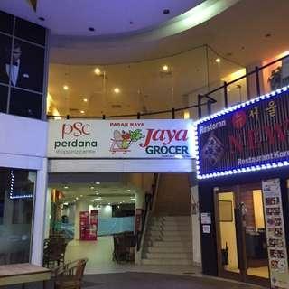 Tropics Retail Shop For Rental