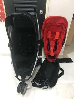Combo deal! Quinny Zapp Extra + Quinny Zapp with bag