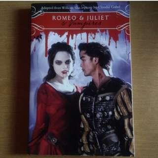 Novel Romeo and Juliet and Vampires
