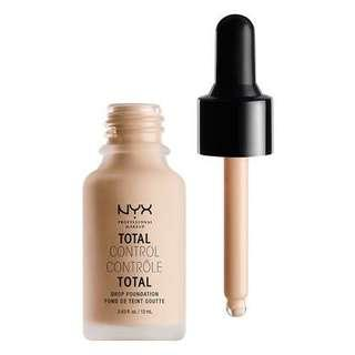 Nyx Total Control Pigment Foundation