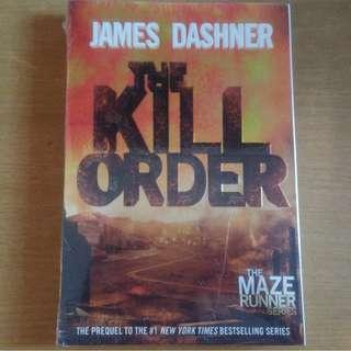 Novel The Kill Order