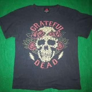 grateful dead band tshirt