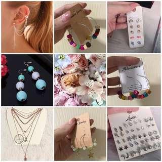 🚚 Assorted Earrings!!!