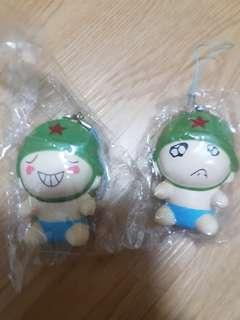 Cure army boy squishies brand new clearance