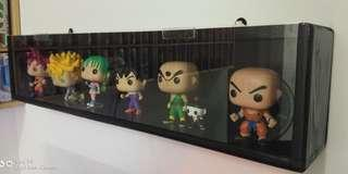 Shelf/rak Funko Pop