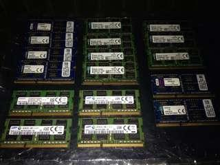 8GB laptop RAM