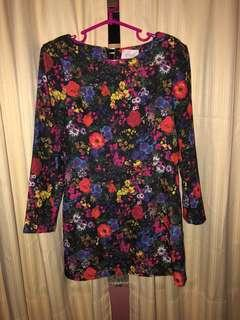 Floral Dress [SF only]