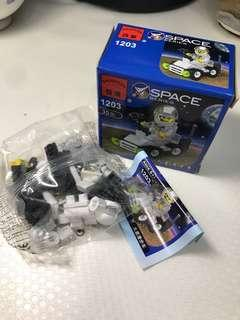 Space series lego
