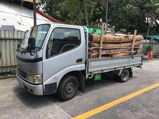 Cheap Lorry Rental (Point A - Point B) Transport Mover Delivery Service