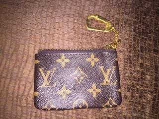 LV Louis Vuitton coin pouch