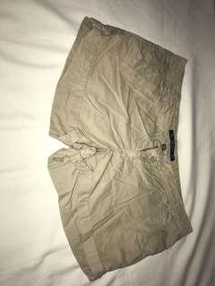 ZARA Brown Shorts (BNEW)