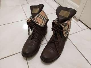 Softmoc Boots