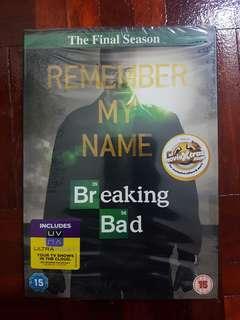 Breaking Bad - The Final Season [DVD + UV Copy]