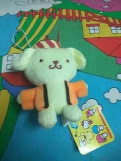 冒險樂園 sanrio 夏祭 布甸狗