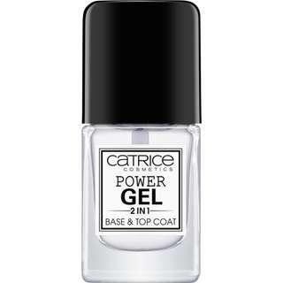 CATRICE Power Gel 2 in 1 Base and Top Coat