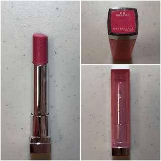 Maybelline Pretty & Healthy Sheer Creamy Lipstick Shade: PL02 Pinkalicious