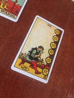Affordable & Intuitive/ Psychic / Clairvoyant Tarot Card Readings