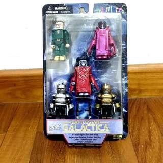 Battle Star Galactica Minimates