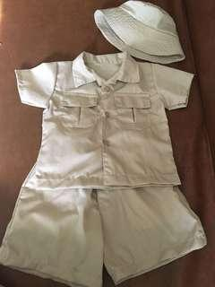 Sarafi Zookeeper Costume