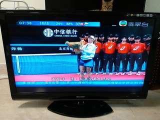 """Sharp TV 43"""""""