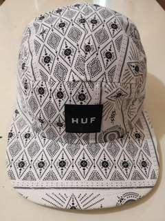 美國街牌HUF Camp Cap
