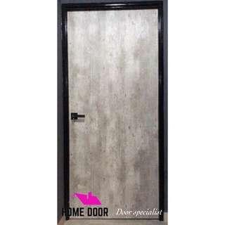 Industrial designer door - Solid Laminated Bedroom Doors for HDB & BTO