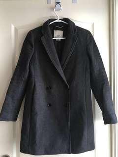 Aritzia - Wilfred Maison Wool Coat