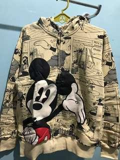 Mickey Mouse Graphic Jacket