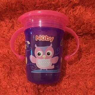 Nuby drink trainning