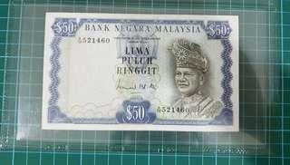 Malaysia 2nd rm50 GEF