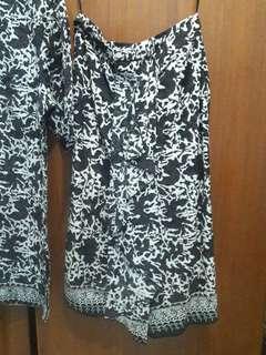 Rok batik layer