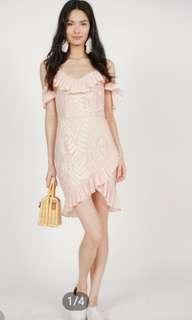 🚚 MDS Frilly Lace Dress
