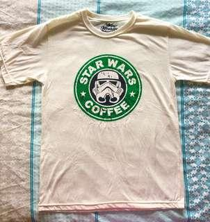 Starbucks Star Wars Graphic Tee