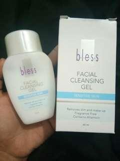 Bless facial cleansing gel