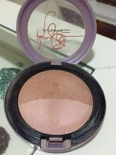 MAC Jolly Good Mineralize Skinfinish Duo blush highlighter powder