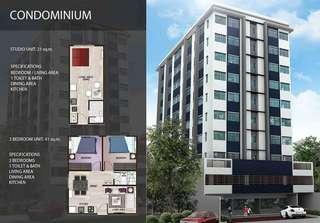Condo unit fir sale at 55 kalayaan suites,  Quezon City