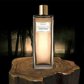 Parfum original pria men's collection Citrus Tonic dan Dark Wood